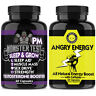 Better than NUGENIX Total Testosterone Support Monster Test Pm + Energy Pills