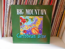 "BIG MOUNTAIN "" CARIBBEAN BLUE-BABY,I LOVE YOUR WAY"" 7"" 1995 RARO!!!"