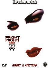 Fright Night 2 , uncut & restored , DVD , new & sealed