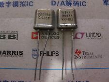 1X VHP103 200R00 0.005% 0.3W RADIAL Metal Foil seal Resistors 200Ω OHM