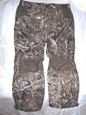 bf95448f408ee Mens XL Camo Pants Water Proof Realtree Camo Hunting Pants Lined WindProof  Pants