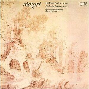 Otmar Suitner Mozart Late Symphonies 4 SACD Hybrid Torre Records Giappone
