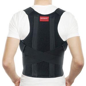 Comfort Posture Corrector Clavicle and Shoulder Support Back Brace