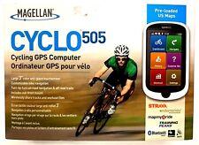 NEW Magellan Cyclo 505 Cycling GPS Computer Wireless Navigation WIFI ANT+