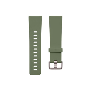 Genuine Fitbit Versa Band Classic Green Large ONLY