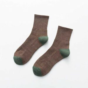 Men's Tube Sock Cotton Anklet Thicken Toweling Sockings Sleep Looped Pile Autumn