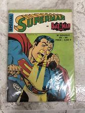Bande Dessinée « Superman et Batmanet Robin » Tome 65-66