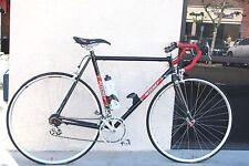 Rare Vintage TOM RITCHEY Road Racing Bike / Fillet Brazed Steel Handmade Frame