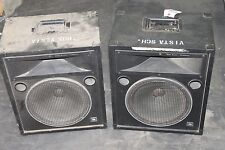 PAIR OF JBL MI630 SPEAKER SPEAKERS