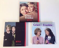 GRACE AND FRANKIE - Season 1, 2, 3 Netflix FYC Emmy (7 DVDs) Lily Tomlin Jane Fo