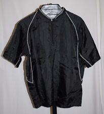 Mizuno Short Sleeve Vented Back Athletic Baseball Men's Shirt Size S Ships FREE!