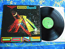 Gong ♫ you Radio Gnome 3 ♫ RARE Virgin ARIOLA RECORDS #1a
