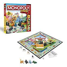 Hasbro Monopoly A6984398 - Monopoly Junior, Kinderspiel