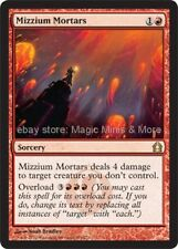 Return to Ravnica ~ MIZZIUM MORTARS rare Magic the Gathering card