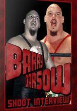 Barry Darsow Shoot Interview Wrestling DVD,  WWF WCW