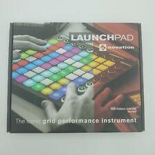 Novation LaunchPad MK2 MIDI Controller Looper 64 RGB Pad Grid with Ableton