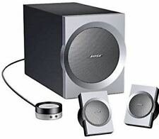 Bose Companion 3 Series 2 1 Computer Multimedia Speaker System