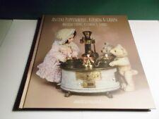 """"""" Antike Puppenherde,Küchen & Läden """".141 Seiten. Super Buch. 22,5 x 23,5 (cm)."""