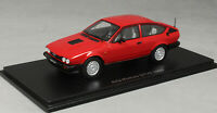 Spark Alfa Romeo GTV6 in Red 1980 S9047 1/43 NEW 2020 Release