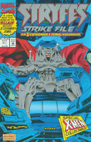 Stryfe's Strike File #1 (1993) Marvel Comics X-Men X-Cutioners Song