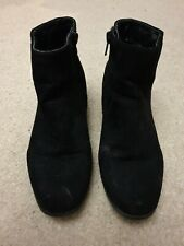 Atmosphere Black Ankle Boots Size 3