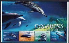 POISSON Maldives 1 bloc de 2004 ** FISH FISCH PESCE DAUPHIN DOLPHIN DELPHIN
