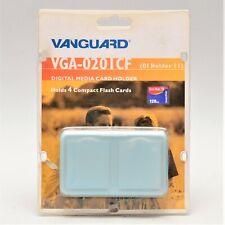 Vanguard VGA-0202CF - Container für 4 Flash Cards (Outdoor Unbenutzt Gebraucht)