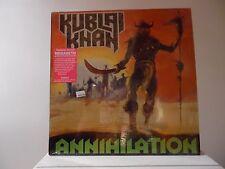 KUBLAI KHAN - ANNIHILATION - NEW RENAISSANCE RECORDS-NRR32