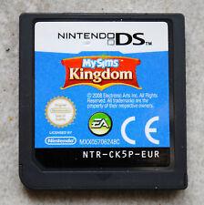 Jeu MY SIMS KINGDOM (cartouche seule) pour Nintendo DS