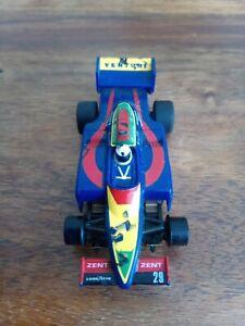 AFX TOMY #29 Indy Car Slot Car