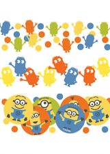 Assorted Minions Table Confetti Sprinkles