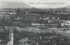 * GORIZIA GORZ - Panorama dal Monte Calvario WWI