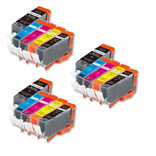 15 PK Premium Ink Set for Canon Series PGI-225 CLI-226 Pixma MX882 MX892 iP4920