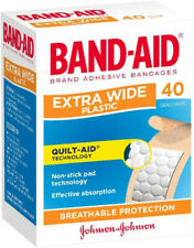 Band-Aid Handy Assortment Of Shapes 50 Sterile Shapes Wounds Adhesive Bandages