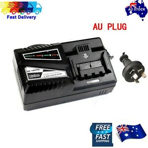 Battery charger for Hitachi 18V BSL1815 BSL1830 BSL1840 BSL1850 UC18YFS AU PLUG