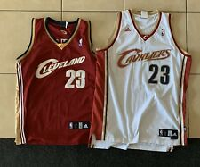 LeBron James Vintage NBA Cleveland Cavaliers Jerseys HOME & AWAY
