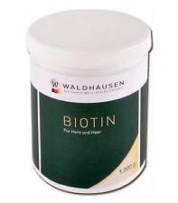 Biotina forte per zoccoli e manto - biotin for hooves 1 kg.