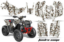 ATV Graphics Kit Decal Wrap For Polaris Scrambler 850XP 1000XP 13-18 TUNDRA CAMO