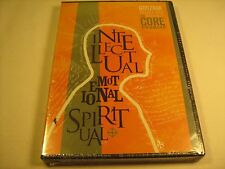 CHRISTIAN DVD Religious GONZAGA UNIVERSITY The Core Promise [Y122c]