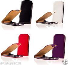 Flip Custodia ELEGANCE Per Samsung Galaxy S5 G900F I9600 SV Slim Case Cover