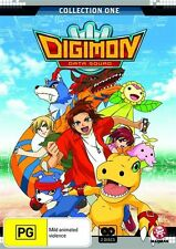Digimon Data Squad: Collection 1 - DVD Region 4 - Brand New & FREE POSTAGE