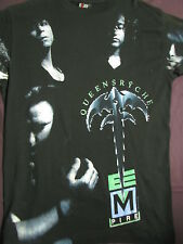 QUEENSRYCHE ©1992 Giant L All-over print Rock T-shirt - UNWORN, UNWASHED