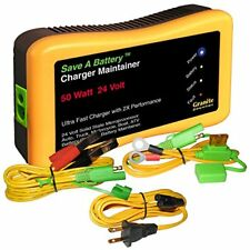 Save A Battery 2365-24 24-Volt Battery Charger and Maintainer