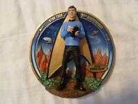 """STAR TREK 30TH ANNIVERSARY 1997 3-D """"Doctor Leonard McCoy""""  COA"""