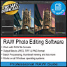 DIGITAL IMAGE PHOTOGRAPHY RAW PHOTO EDITOR EDITING SOFTWARE WINDOWS