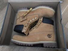 """Timberland 6"""" Premium Boots Wheat UK7.5 BNIB"""
