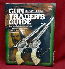 Gun Trader's Guide, 18th Edition, New in Original Plastic, Unopened, 1996