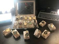 5 Pcs/lot Mechanical Orientex Men's Watch Vintage Hand Watch Multicolor