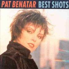 PAT BENATAR BEST SHOTS CD NEU