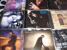 Tom Waits  CD-Sammlung / Topzustand